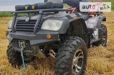 Квадроцикл  утилитарный ABM Tornado 2015 в Ровно