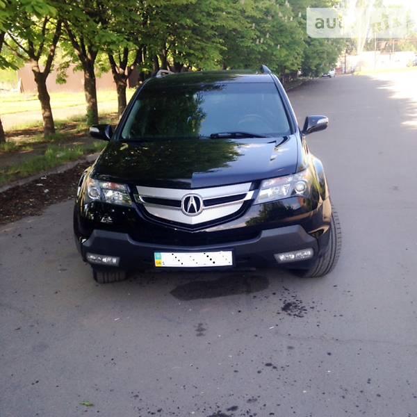 Acura MDX 2008 в Днепре