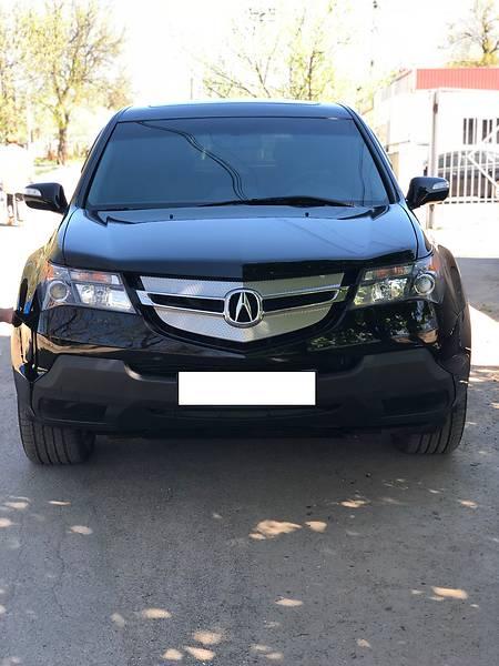 Acura MDX 2008 года
