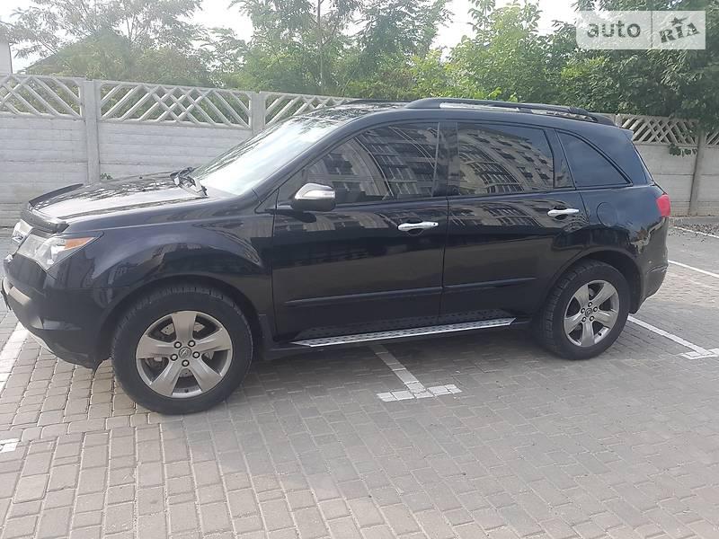 Acura MDX 2008 року в Івано-Франківську
