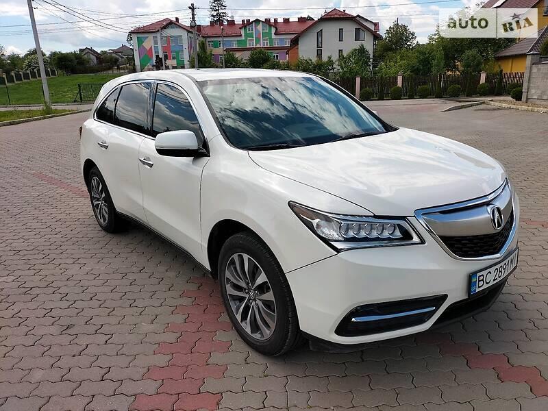 Внедорожник / Кроссовер Acura MDX 2013 в Львове
