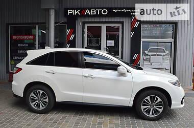 Внедорожник / Кроссовер Acura RDX 2016 в Львове