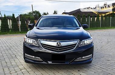 Acura RLX 2016 в Львове