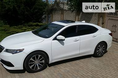Acura TLX 2016 в Курахово
