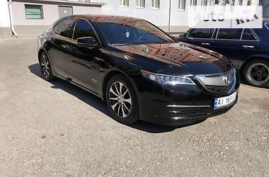 Acura TLX 2014 в Вишневом