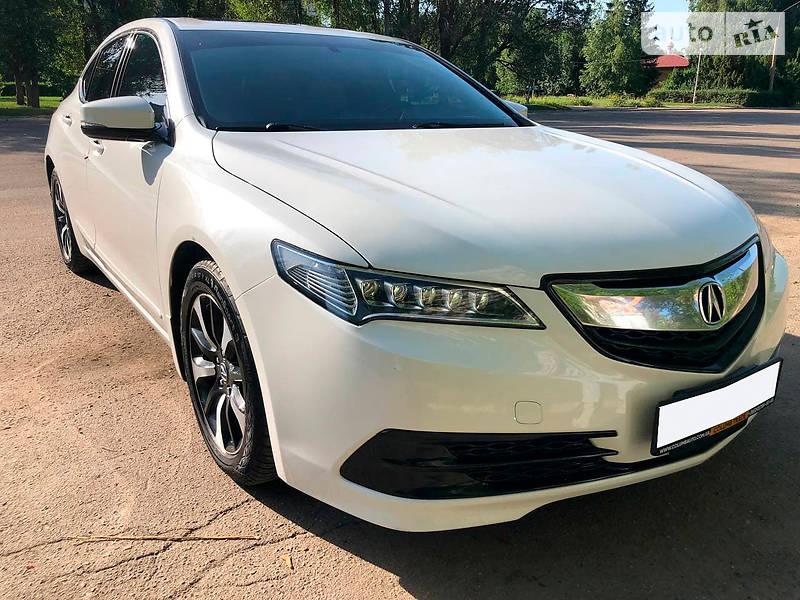 Седан Acura TLX 2016 в Харкові