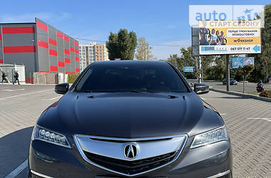 Седан Acura TLX 2015 в Киеве