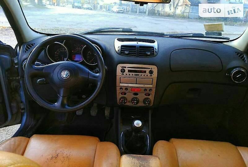 Alfa Romeo 147 2004 года в Хмельницке