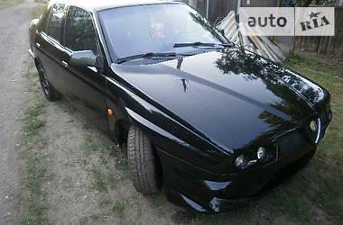 Alfa Romeo 155 1994 в Донецке