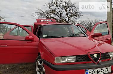 Alfa Romeo 155 1993 в Чорткове