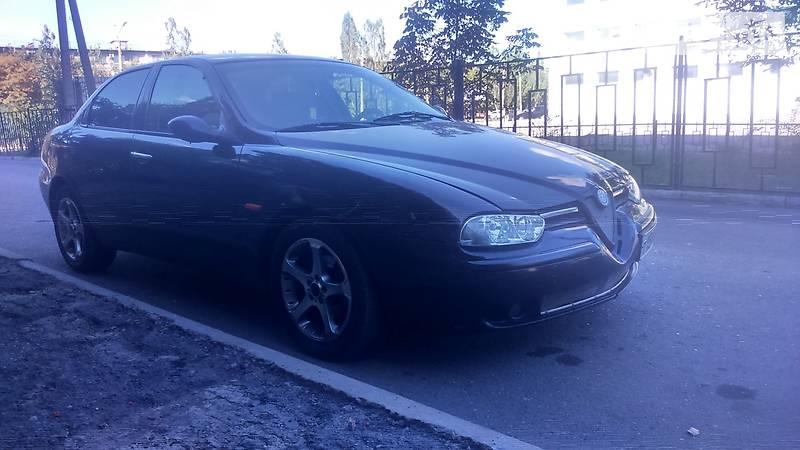 Alfa Romeo 156 1999 года в Луганске