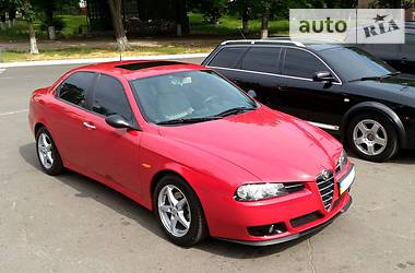 Alfa Romeo 156  2002