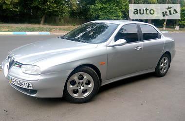 Alfa Romeo 156 2001 в Марганце