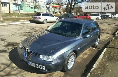 Alfa Romeo 156 2003 в Калуше