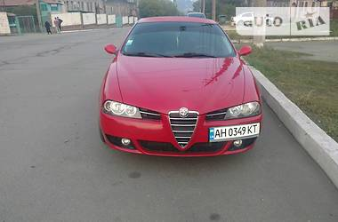 Alfa Romeo 156 2004 в Мариуполе
