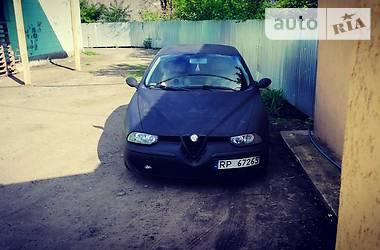 Alfa Romeo 156 2002 в Тернополе