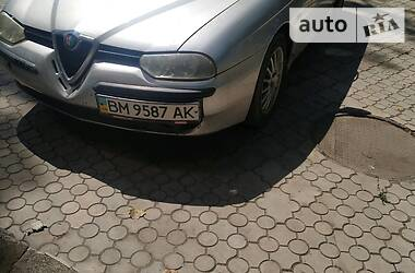 Alfa Romeo 156 1998 в Маріуполі