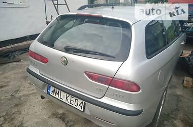 Alfa Romeo 156 2000 в Луцке