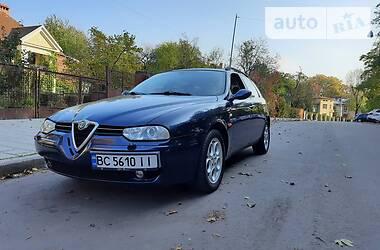 Alfa Romeo 156 2002 в Львове