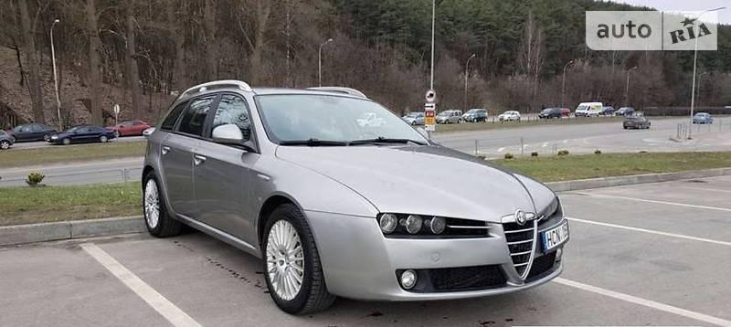 Alfa Romeo 159 2007 года в Киеве