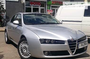 Alfa Romeo 159 2007 в Черновцах