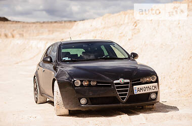 Alfa Romeo 159 2006 в Житомире