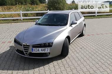 Alfa Romeo 159 2007 в Владимир-Волынском