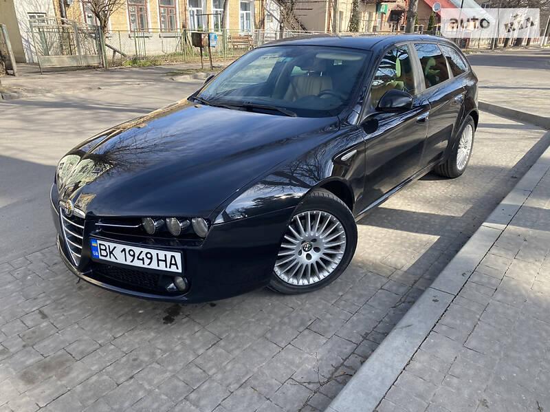 Alfa Romeo 159 2007 в Ровно