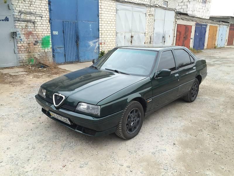 Alfa Romeo 164 1990 года в Житомире