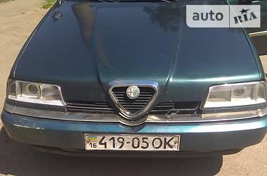 Седан Alfa Romeo 164 1996 в Одесі