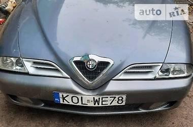 Alfa Romeo 166 1999 в Брусилове