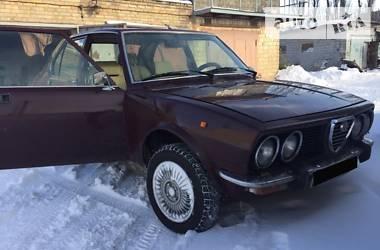 Alfa Romeo Alfetta 1979 в Киеве