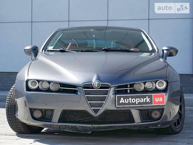 Alfa Romeo Brera 2007 в Києві
