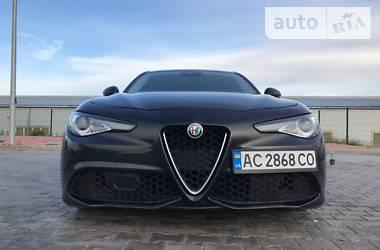 Alfa Romeo Giulia 2017 в Луцке
