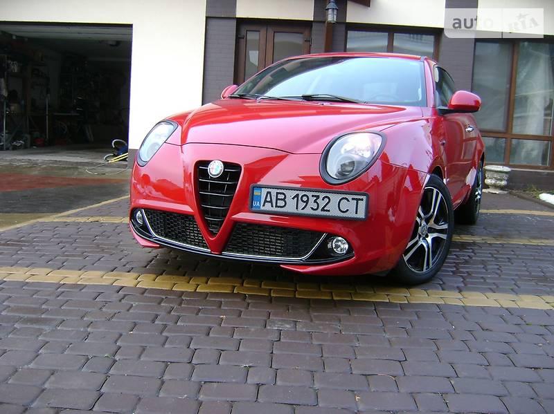 Alfa Romeo Mito 2011 года в Виннице