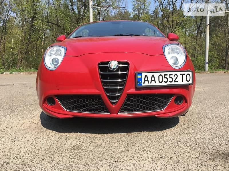 Alfa Romeo Mito 2011 в Киеве
