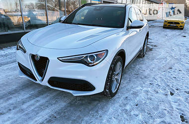 Alfa Romeo Stelvio 2017 в Днепре