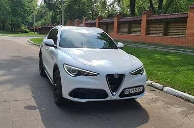 Позашляховик / Кросовер Alfa Romeo Stelvio 2017 в Києві