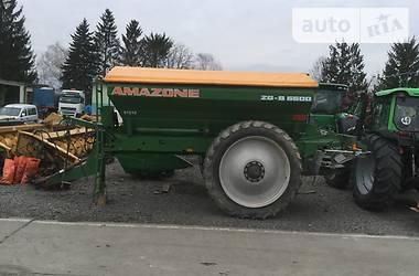 Amazone ZG-B 2009 в Золочеві