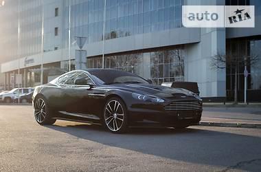 Aston Martin DBS 2011 в Киеве