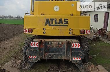 Экскаватор погрузчик Atlas 1604 1991 в Лановцах
