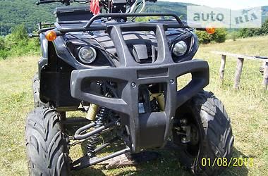 ATV 200 2013 в Великом Березном