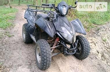 ATV 250 2007 в Львове