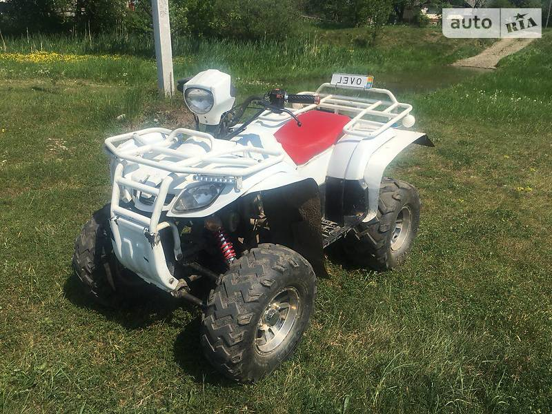 ATV 300 2012 в Калуше