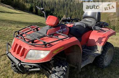 ATV 450 2011 в Славском