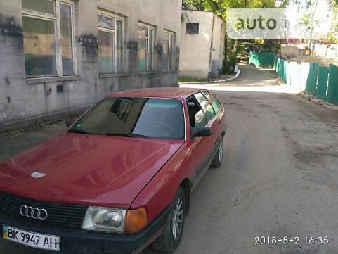 Audi 100 1987 в Львове