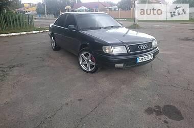 Седан Audi 100 1993 в Попельне