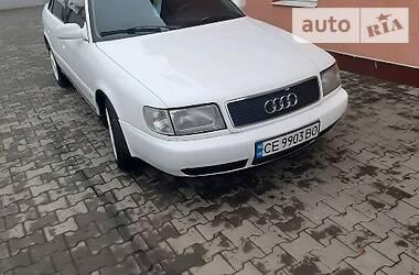 Седан Audi 100 1991 в Черновцах
