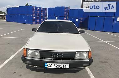 Седан Audi 100 1989 в Умани