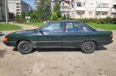 Седан Audi 100 1986 в Львові